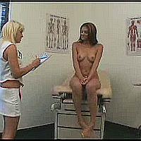 16 busty brunette gyno wmv videoz